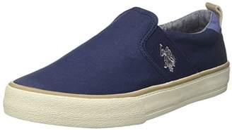 U.S. Polo Assn. Men's Turner Slip On Blue Size: