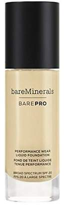 bareMinerals Barepro Liquid Foundation Broad Spectrum SPF20 30ml 1oz Champagne