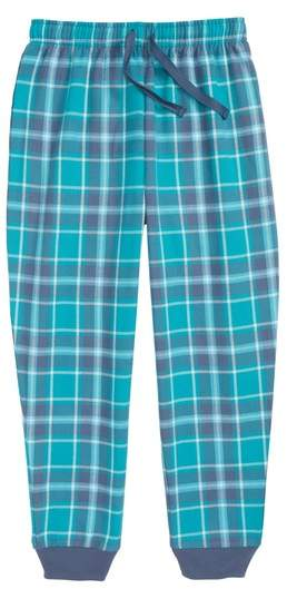 Flannel Jogger Pants