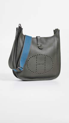 19d954f96694 Hermes What Goes Around Comes Around Clem Evelyne Shoulder Bag