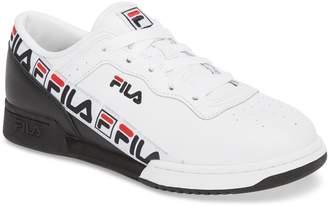 Fila Original Fitness Logo Tape Sneaker