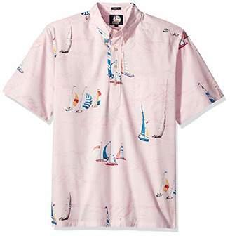 Reyn Spooner Men's Classic Fit Pullover Hawaiian Shirt