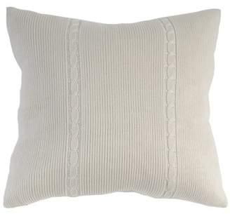 A&B Home Knit Throw Pillow