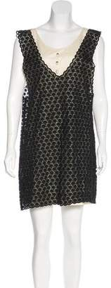 Manoush Lace Mini Dress