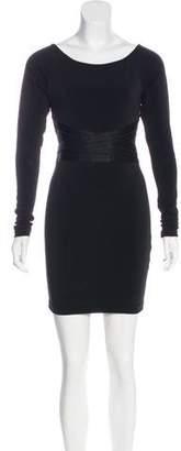 Elizabeth and James Long Sleeve Mini Dress w/ Tags