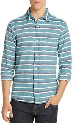 Sol Angeles Glade Stripe Regular Fit Button-Down Shirt