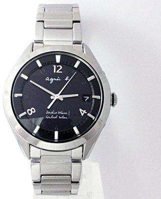 agnès b. (アニエス ベー) - アニエスベー agnesb マルセイユ ソーラー電波 FBRY998 [国内正規品] メンズ 腕時計 時計
