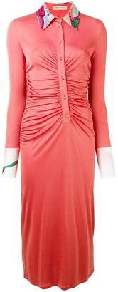 Emilio Pucci midi fitted dress