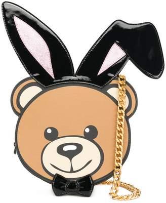 Moschino Playboy Toy Bear crossbody bag
