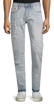 Buffalo David Bitton Evan-X Distressed Jeans