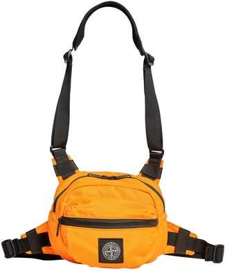 Stone Island Shoulder Strap Logo Bag