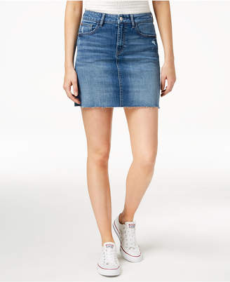 Emery Denim Skirt, Created for Macy's