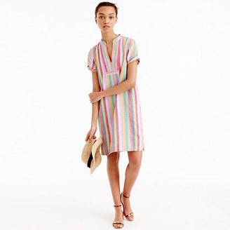 Candy-stripe dress $118 thestylecure.com