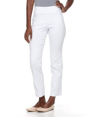 Dana Buchman Petite Slimming Solution Classic Fit Dress Pants