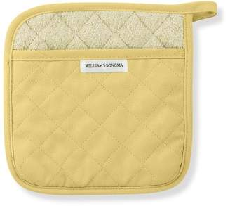 Williams-Sonoma Williams Sonoma Potholder, Jojoba Yellow