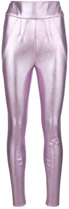 Alyx metallic leggings