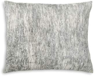 "Donna Karan Luna Pleated Tie Dye Decorative Pillow, 16"" x 20"""