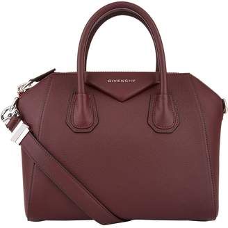 Givenchy Small Leather Antigona Tote Bag