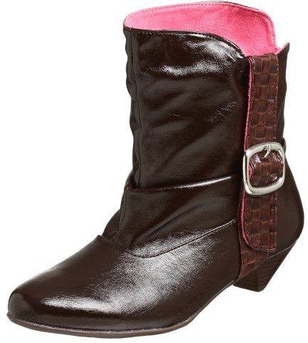 Not Rated Women's Buckle Me Pretty Bootie