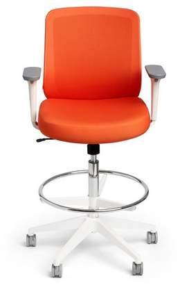 Poppin Mesh Drafting Chair