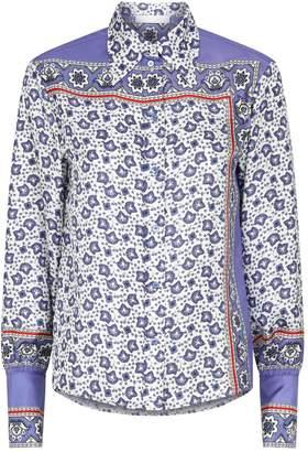 Chloé Silk Printed Shirt