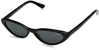 Vogue Women's Plastic Woman Cateye Sunglasses