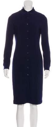Norma Kamali Long Sleeve Midi Dress w/ Tags