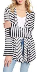 BB Dakota Just Your Stripe French Terry Jacket