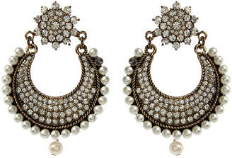 Amrita Singh Saira Crystal Earrings