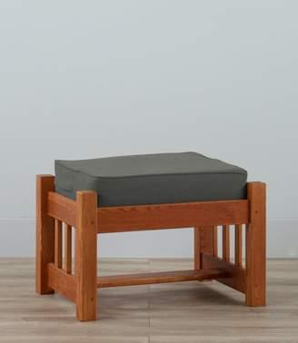L.L. Bean L.L.Bean Morris Chair Footstool Slipcover