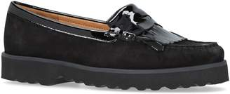 Carvela Claire Suede Loafers