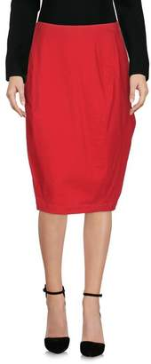 CNC Costume National Knee length skirt