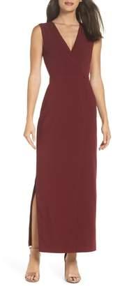 Fame & Partners Elena Column Gown
