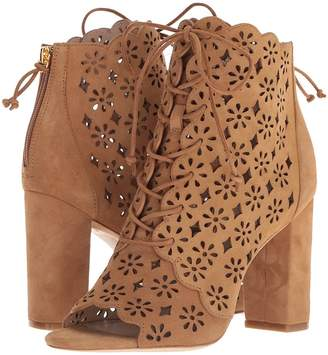 Rachel Zoe Ashlee Peep-Toe Bootie Women's Boots
