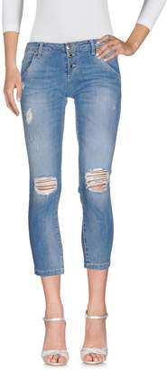 Fly London GIRL Denim capris - Item 42656560CW