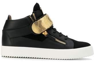 Giuseppe Zanotti Archer Moon sneakers