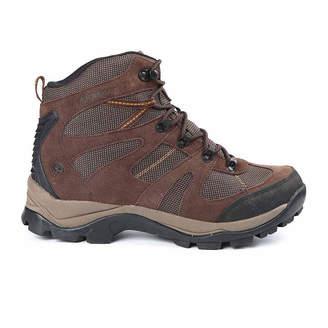 Northside Mens Highlander Ii Hiking Boots Flat Heel Lace-up