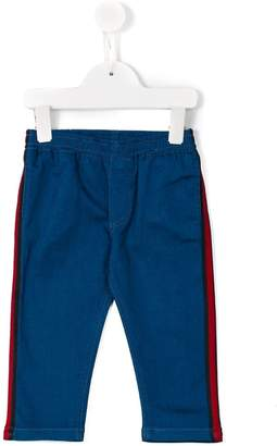 Gucci Kids Web jeggings