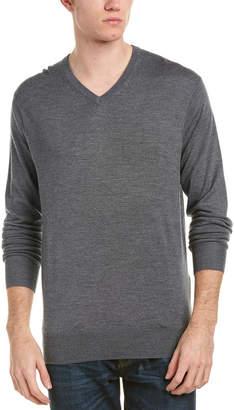 Peter Millar Crown Soft Wool & Silk-Blend Sweater
