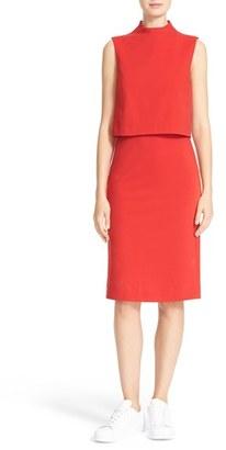 Women's Dvf Tali Sheath Dress $328 thestylecure.com