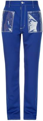Maison Margiela Plastic Pocket Trousers