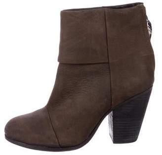 Rag & Bone Classic Newbury Leather Boots