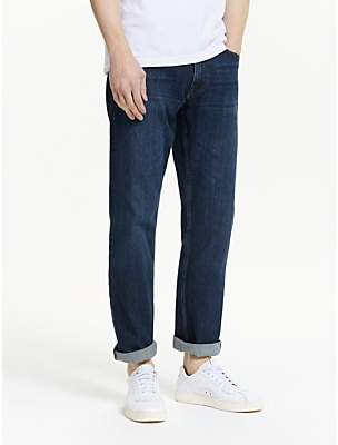 Gant Regular Straight Jeans, Dark Blue Rinse