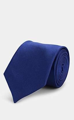 Paul Smith Men's Silk Twill Necktie - Royal Blue