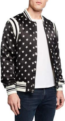 Ovadia & Sons Men's Silk Ball Jacket