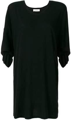 Laneus oversized short-sleeve T-shirt