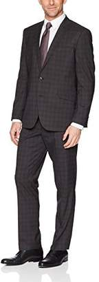 Kenneth Cole Reaction Stretch Slim fit Suit