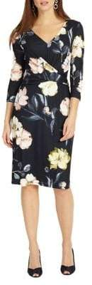 Phase Eight Marina Floral Sheath Dress
