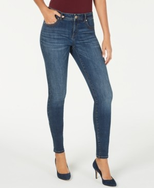 INC International Concepts I.n.c. INCEssential Skinny Jeans, Created for Macy's with Tummy Control
