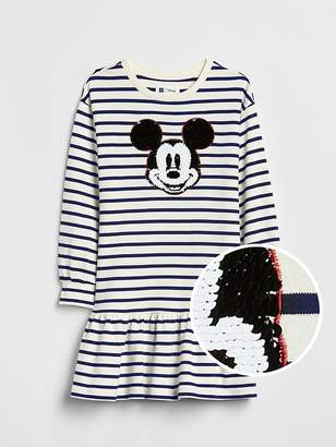 Gap GapKids | Disney Mickey Mouse Flippy Sequin Dress